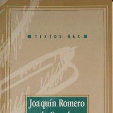 Libros de segunda mano: ROMERO DE CEPEDA, JOAQUÍN (1577-1590). TEATRO. [COMEDIA SALVAJE. COMEDIA METAMORFOSEA]. 2000.. Lote 53761572
