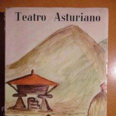 Libros de segunda mano: TEATRO ASTURIANO. OBRAS DE PACHIN DE MELAS. GIJON, 1970. RUSTICA. 283 PAGINAS. CONTIENE VARIAS OBRAS. Lote 54328033