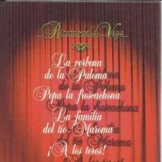 Libros de segunda mano: LA VERBENA DE LA PALOMA. PEPA LA FRESCACHONA. RICARCO DE LA VEGA.ED.RUEDA. MADRID.2004. Lote 54366103