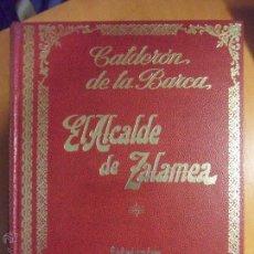 Libros de segunda mano: EL ALCALDE DE ZALAMEA. CALDERON DE LA BARCA. FOTOTEATRO. EDITORIAL ROLLAN, 1973. TAPA DURA. FOTOGRAF. Lote 54404880