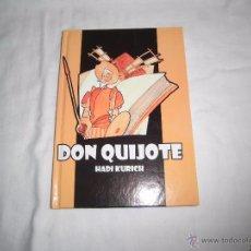 Libros de segunda mano: DON QUIJOTE DE HADI KURICH. AYUNTAMIENTO DE PARLA 2005. TEATRO. . Lote 54908271