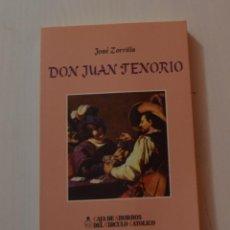 Libros de segunda mano: DON JUAN TENORIO - JOSÉ ZORRILLA. Lote 54930167
