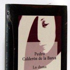 Libros de segunda mano: CALDERÓN DE LA BARCA, PEDRO: LA DAMA DUENDE (CRÍTICA) (CB). Lote 55345122