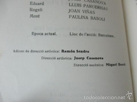 Libros de segunda mano: Un marit per a la meva dona - Camps i Pinós, Nicasi - Foto 4 - 56323033