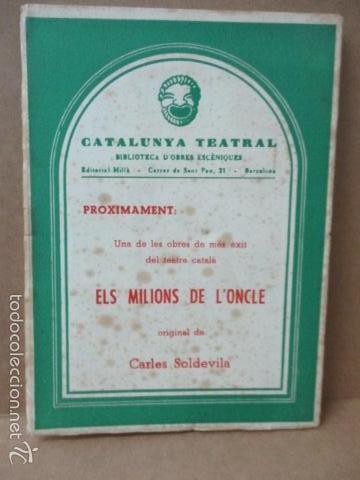 Libros de segunda mano: Un marit per a la meva dona - Camps i Pinós, Nicasi - Foto 9 - 56323033