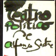 Libros de segunda mano: ALFONSO SASTRE : TEATRO POLÍTICO (HORDAGO, 1979). Lote 56972019