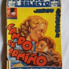Libros de segunda mano: CAMPO DE ARMIÑO - JACINTO BENAVENTE - TEATRO SELECTO. Lote 57251102