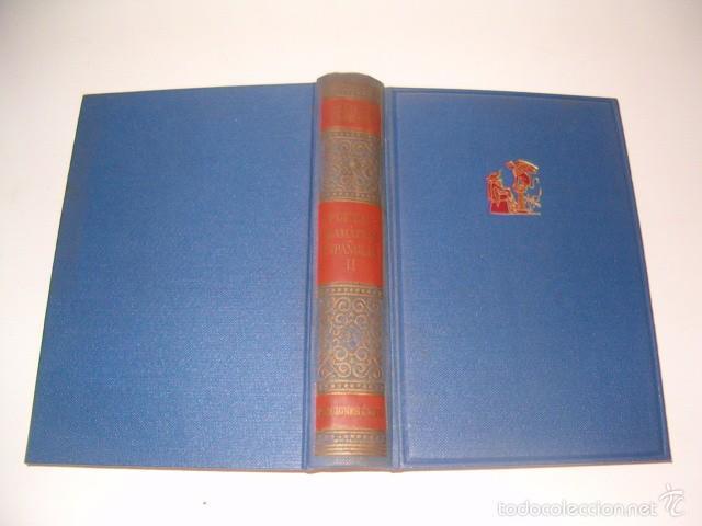 JOSÉ MARÍA JAVIERRE. POETAS DRAMÁTICOS ESPAÑOLES. TOMOS I Y II. DOS TOMOS. RM75090. (Libros de Segunda Mano (posteriores a 1936) - Literatura - Teatro)