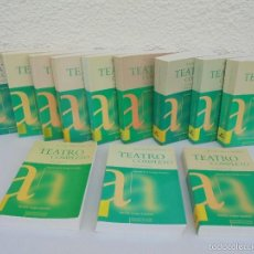 Livres d'occasion: ANTONIO MIRA DE AMESCUA. TEATRO COMPLETO EN 12 TOMOS. AGUSTIN DE LA GRANJA COORD. VER FOTOS.. Lote 57445735