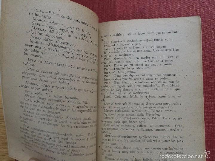 Libros de segunda mano: ¿QUIÉN? - J. RAMOS MARTÍN - BIBLIOTECA TEATRAL - Foto 2 - 57491442