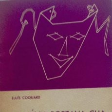 Libros de segunda mano: COQUARD, LLUÍS. LA NÚVIA PORTAVA CUA. [DEDICATORIA AUTÓGRAFA DEL AUTOR]. Lote 47014252