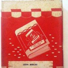 Libros de segunda mano: O'NEIL Y EL TEATRO CONTEMPORANEO. 1950 LEON MIRLAS. INTONSO. Lote 57766903