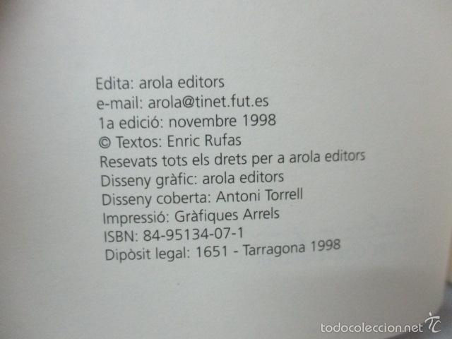 Libros de segunda mano: Certes mentides - Rufas, Enric - Foto 3 - 57809026