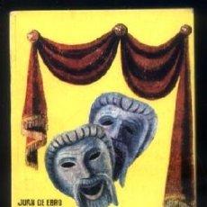Livres d'occasion: EL TEATRO. COLECCIÓN PULGA Nº 408. DE EBRO, JUAN. A-COPULGA-1925. Lote 57838112