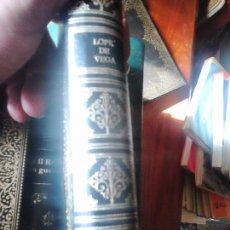 Libros de segunda mano: PERIBAÑEZ/ FUENTEOVEJUNA/ EL CABALLERO DE OLMEDO. LOPE. Lote 58112643