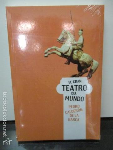 EL GRAN TEATRO DEL MUNDO, . PEDRO CALDERON DE LA BARCA - NUEVO Y PRECINTADO (Libros de Segunda Mano (posteriores a 1936) - Literatura - Teatro)