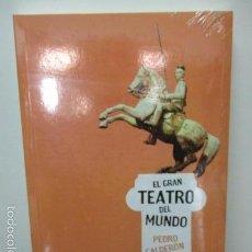 Libros de segunda mano: EL GRAN TEATRO DEL MUNDO, . PEDRO CALDERON DE LA BARCA - NUEVO Y PRECINTADO. Lote 58226298