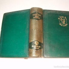 Libros de segunda mano: MANUEL LINARES RIVAS. OBRAS ESCOGIDAS. RM75734. . Lote 58279890