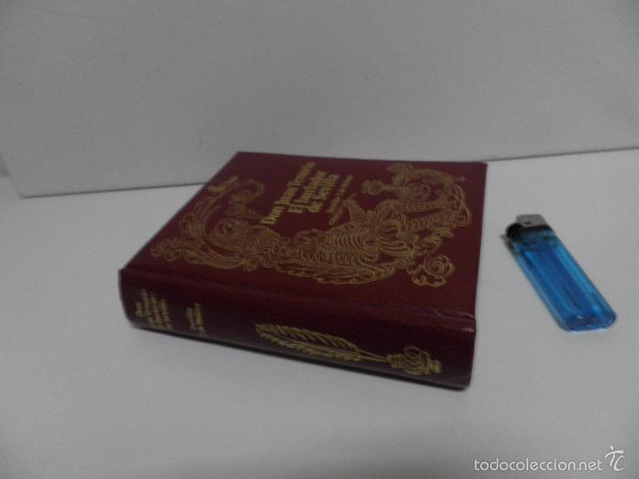 Libros de segunda mano: DON JUAN TENORIO Y EL BURLADOR DE SEVILLA , ZORRILA Y T. MOLINA 1968 ,EDICIONES ZEUS. - Foto 6 - 58450701