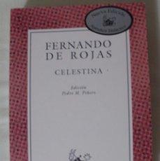 Libros de segunda mano: LA CELESTINA - FERNANDO DE ROJAS -. Lote 58488217