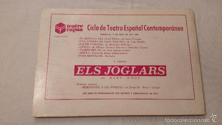 Libros de segunda mano: Teatro y Universidad - Yorick 55-56 - F Sitges - 1972 - Foto 3 - 59761916