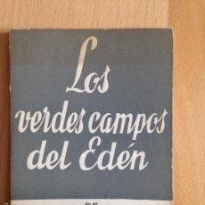 Libros de segunda mano: LOS VERDES CAMPOS DEL EDÉN DE ANTONIO GALA. COLECCIÓN TEATRO Nº 418 EXTRA. Lote 60573095