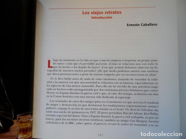 Libros de segunda mano: Ernesto Caballero, En la roca; gran tomo sobre su obra de teatro dirigida por Ignacio García - Foto 3 - 61468131