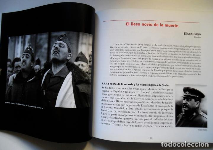 Libros de segunda mano: Ernesto Caballero, En la roca; gran tomo sobre su obra de teatro dirigida por Ignacio García - Foto 5 - 61468131
