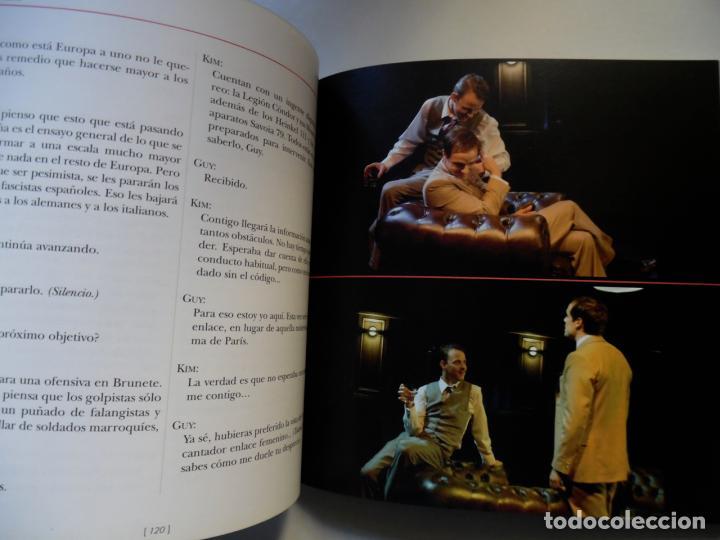Libros de segunda mano: Ernesto Caballero, En la roca; gran tomo sobre su obra de teatro dirigida por Ignacio García - Foto 6 - 61468131