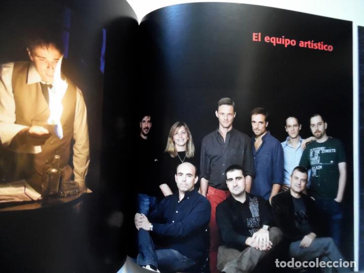 Libros de segunda mano: Ernesto Caballero, En la roca; gran tomo sobre su obra de teatro dirigida por Ignacio García - Foto 9 - 61468131