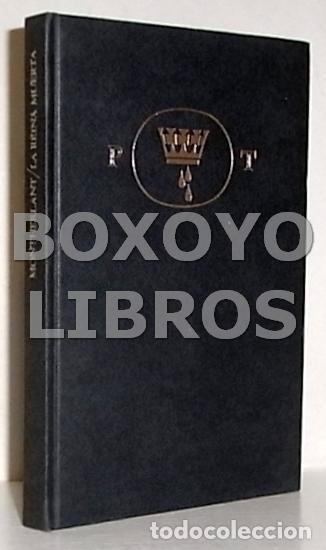 MONTHERLANT, HENRI DE. LA REINA MUERTA. VERSIÓN DE F. DÍAZ-PLAJA (Libros de Segunda Mano (posteriores a 1936) - Literatura - Teatro)