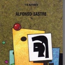 Libros de segunda mano: MUERTE EN EL BARRIO DE ALFONSO SASTRE. CASTILLA EDICIONES. Lote 61972516