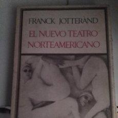 Libros de segunda mano: EL NUEVO TEATRO NORTEAMERICANO. Lote 64831967