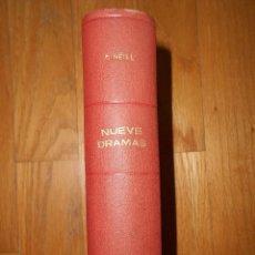 Libros de segunda mano: NUEVE DRAMAS, EUGENE O`NEILL, TOMO 2. Lote 65153591
