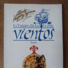 Libros de segunda mano: LA TABERNA DE LOS CUATRO VIENTOS ( ALBERTO VAZQUEZ FIGUEROA) - PLAZA & JANES. Lote 67055082