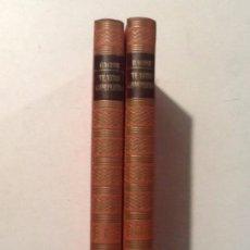 Libros de segunda mano: TEATRO COMPLETO 2 VOL. (COMPLETA) 1958 RACINE. OBRAS MAESTRAS IBERICA. Lote 67636941