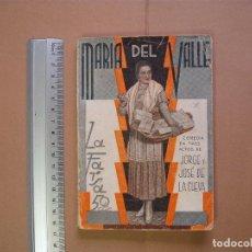 Libros de segunda mano: REVISTA SEMANA DE TEATRO LA FARSA -MARIA DEL VALLE- 11-8- 1934 - Nº 361- EDITORIAL ESTAMPA. Lote 67896649