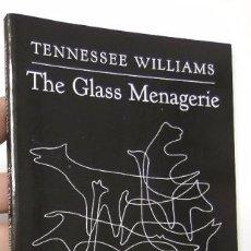 Libros de segunda mano: THE GLASS MENAGERIE - TENNESSEE WILLIAMS. Lote 68669201