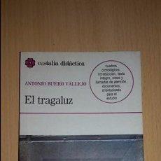 Libros de segunda mano: EL TRAGALUZ, ANTONIO BUERO VALLEJO. Lote 71172047