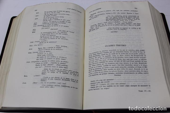 Libros de segunda mano: L-4449. TEATRO. JOSE MARIA PEMAN. OBRAS COMPLETAS TOMO IV. 1950. EDITORIAL ESCELICER. - Foto 6 - 72895751