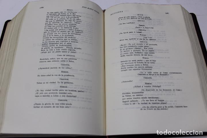 Libros de segunda mano: L-4449. TEATRO. JOSE MARIA PEMAN. OBRAS COMPLETAS TOMO IV. 1950. EDITORIAL ESCELICER. - Foto 7 - 72895751