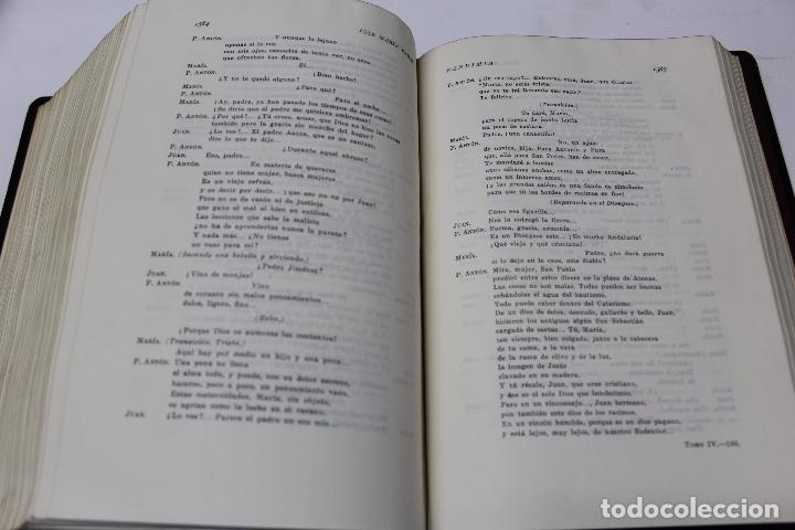 Libros de segunda mano: L-4449. TEATRO. JOSE MARIA PEMAN. OBRAS COMPLETAS TOMO IV. 1950. EDITORIAL ESCELICER. - Foto 8 - 72895751