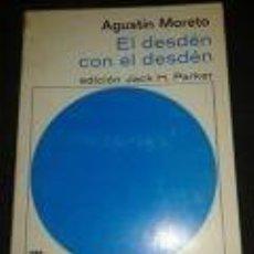Libros de segunda mano: EL DESDÉN CON EL DESDÉN -TEATRO- AGUSTIN MORETO. BIBLIOTECA ANAYA.. Lote 74140363
