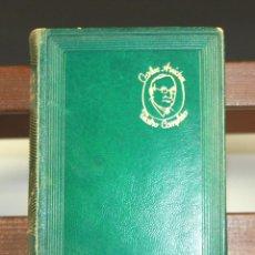 Libros de segunda mano: LP-327 - TEATRO COMPLETO. TOMO III. CARLOS ARNICHES. EDIT. AGUILAR. 1948. . Lote 74850479