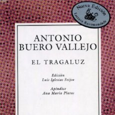 Libros de segunda mano: EL TRAGALUZ - ANTONIO BUERO VALLEJO - COLECCIÓN AUSTRAL. Lote 78011261