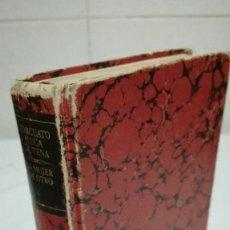 Libros de segunda mano: LA MUJER DE OTRO, TORCUATO LUCA DE TENA. Lote 79577885