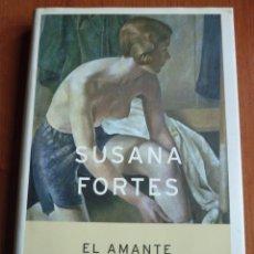 Libros de segunda mano: EL AMANTE ALBANES - SUSANA FORTES - TAPA DURA CON SOBRECUBIERTA*. Lote 79916169
