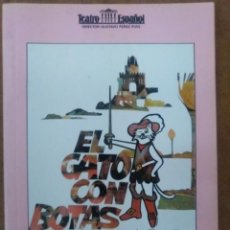 Libros de segunda mano: EL GATO CON BOTAS (PERRAULT) . Lote 81899564