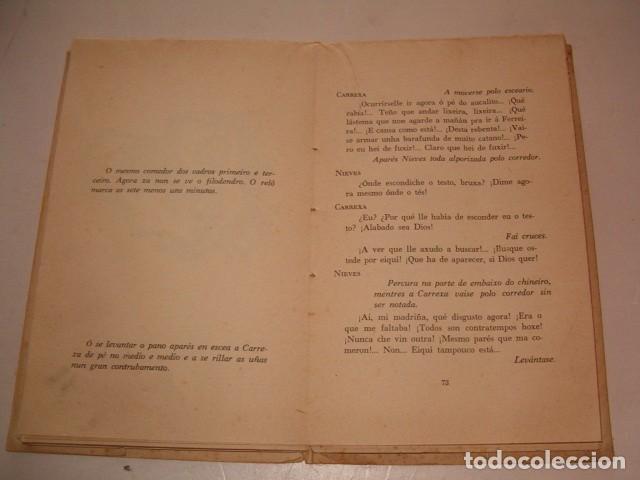 Libros de segunda mano: BERNARDINO GRAÑA. 20 mil pesos crime. Peza dramática en cinco cadros. RM79704. - Foto 3 - 81995648