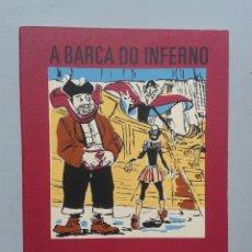 Libros de segunda mano: A BARCA DO INFERNO. GIL VICENTE. O MOUCHO, Nº 18. . Lote 82104776